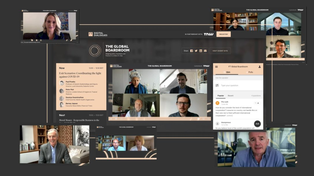 Introducing the second edition of The Global Boardroom