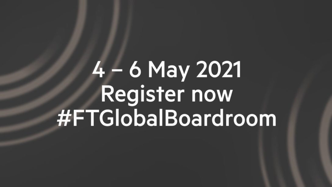 The Global Boardroom: 3rd Edition